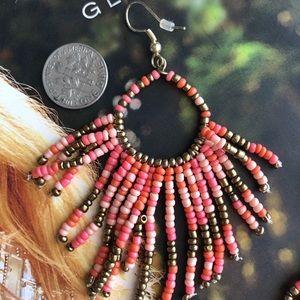 Boutique Jewelry - Beaded Earrings